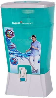 Livpure Brahma Neo 24 L Gravity Based Water Purifier