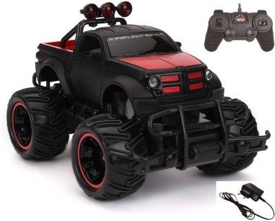 Mdfashion kart Mad Racing Cross- Country Remote Control Monster Truck Car