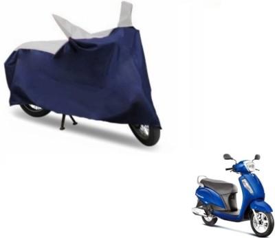 Flipkart SmartBuy Two Wheeler Cover for Suzuki