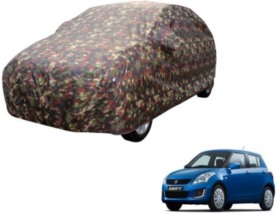Flipkart SmartBuy Car Cover For Maruti Suzuki Swift (Without Mirror Pockets)