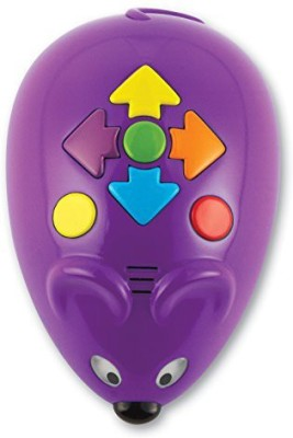Learning Resources Stem Programmable Robot Mouse, Electronic Toys