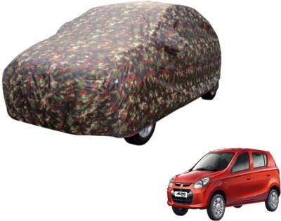 Flipkart SmartBuy Car Cover For Maruti Suzuki Alto 800 (Without Mirror Pockets)