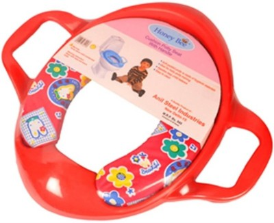 Kidoyzz Soft Cushion Comfortable Potty Trainer Seat for Potty Training Seat with Support Handles for kids KDBYPS009 Potty Seat