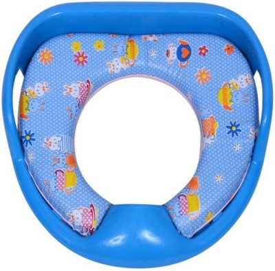 Kidoyzz Soft Cushion Comfortable Potty Trainer Seat for Potty Training Seat with Support Handles for kids KDBYPS050 Potty Seat