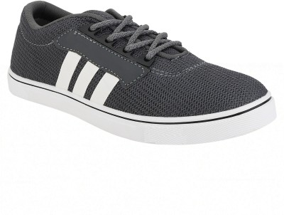 Mens Grey Casual Shoes Sneakers For Men