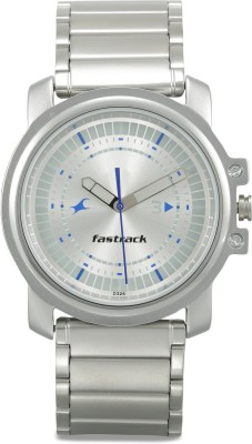 Fastrack NG3039SM03 Upgrades Watch  - For Men