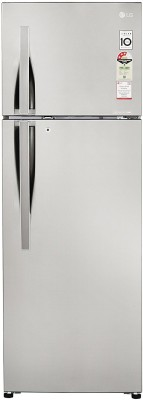 LG 308 L Frost Free Double Door 3 Star Refrigerator