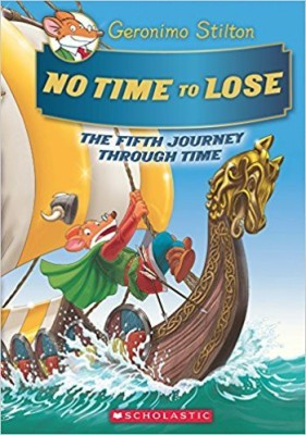 Geronimo Stilton Se: The Journey Through Time#5 - No Time to Lose