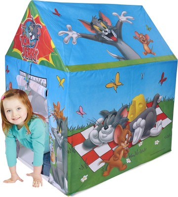 Tom & Jerry Kids Play Indoor & Outdoor Tent House