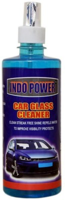 INDOPOWER CAR GLASS CLEANER 500ml. SUPER PACK324 Vehicle Interior Cleaner