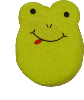 Guru Kripa Baby Products New Born Baby Fancy Bath Spong For, Kids Bathing Accessories, Baby Body Care,Loofah, Baby Products, Baby Care, Bathing, Wash Gloves, Bath Toys. (Green)