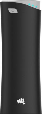 Micromax 2600 mAh Power Bank (MXAPB0260,  2600 Mah Black)