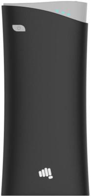 Micromax 10400 mAh Power Bank (MXAPBKA100,  10400 Mah Black)