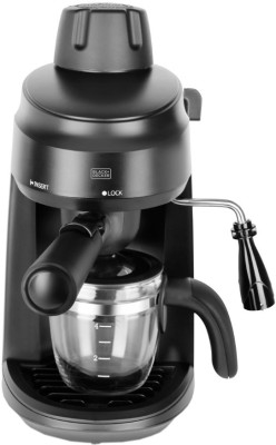 Black & Decker BXCM0401IN 4 Cups Coffee Maker