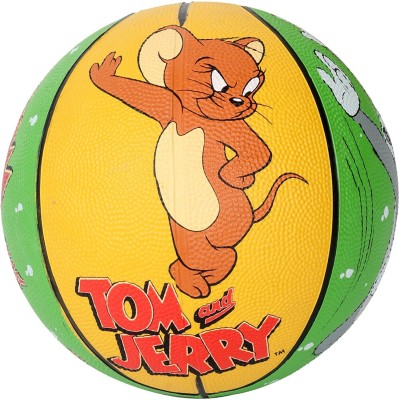 Tom & Jerry Basketball for Kids, Size 3