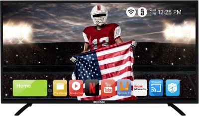 Kodak XSMART 124cm (49 inch) Ultra HD (4K) LED Smart TV