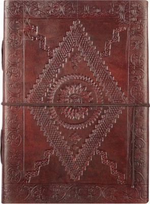 The Indian Handicraft Store Book-size Diary