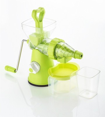 Mantavya Fruit And Vegetable Mixer Juicer With Steel Handle 0 W Juicer