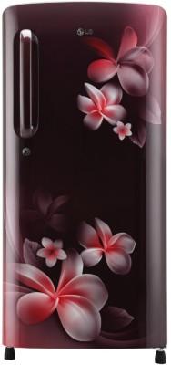 LG 190 L Direct Cool Single Door 4 Star Refrigerator