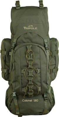 Tripole Colonel (With Detachable Day Pack) Rucksack  - 80 L