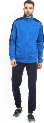 Puma Solid Men's Track Suit