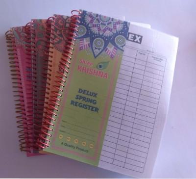 Shree Krishna A4 Notebook