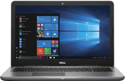 Dell Inspiron 5000 Core i5 7th Gen - (4 GB/1 TB HDD/Windows 10 Home/2 GB Graphics) 5567 Laptop