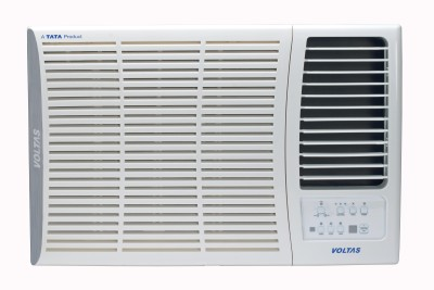 Voltas 1.5 Ton 5 Star BEE Rating 2018 Window AC  - White