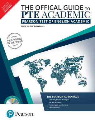The Official Guide to the Pearson Test of English (PTE Academic)
