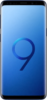 Samsung Galaxy S9 (Coral Blue, 64 GB)