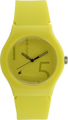 Fastrack 9915PP58 Minimalists Analog Watch  - For Men & Women