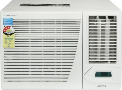 Voltas 1.5 Ton 3 Star BEE Rating 2018 Window AC  - White