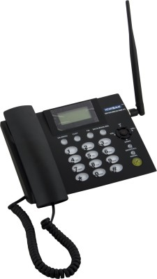 ICHIBAN Gsm Fixed Wireless Phone JT-G Corded Landline Phone with Answering Machine