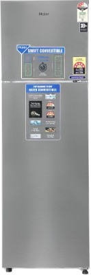 Haier 278 l Frost Free Double Door 3 Star Convertible Refrigerator