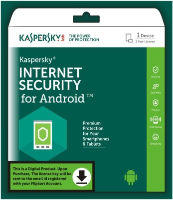 KASPERSKY 1 Year Mobile Security (Email Delivery - No CD)