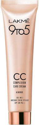 Lakme 9 to 5 Complexion Care Cream SPF 30 PA++ Foundation