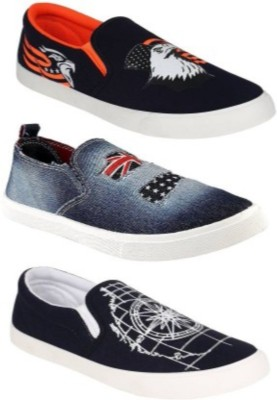 WELDONE Stylish Combo's Loafers For Men