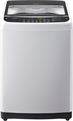 LG 6.5 kg Inverter Fully Automatic Top Load Washing Machine White