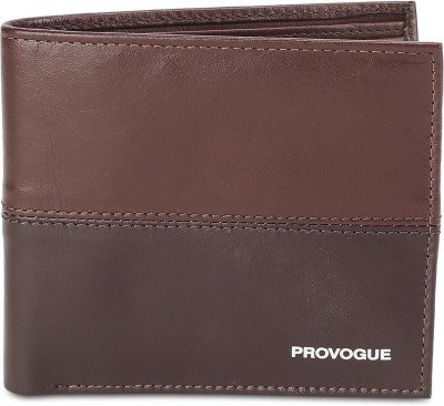 Provogue Men Formal, Casual Brown Genuine Leather Wallet