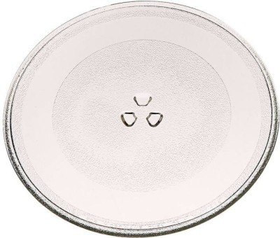 SHA 245mm / 9.5 Inch Coupler Microwave Ovens Baking Tray / Turntable Glass Tray / Plate / Rotation Plate /Cooking Tray For Panasonic 20 L, IFB 17 L (Solo), IFB 20 L (Grill), IFB 23 L (Convection), IFB 25 L (Convection, Grill), Morphy Richards 20 L (Solo, Grill), Kenstar 17 L (Solo), LG 21 L (Convection) . Also Compatible With Other Brands and Models. (NOT FOR SAMSUNG MICROWAVE OVENS) Fiber Glass Microwave Turntable Plate