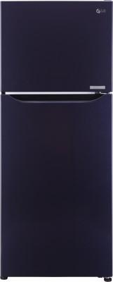 LG 260 L Frost Free Double Door 3 Star Refrigerator