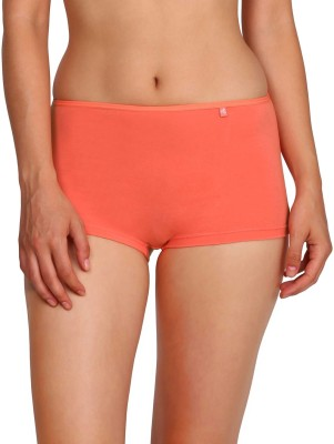 Jockey Women's Boy Short Pink Panty