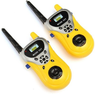AR Enterprises New Walkie Talkie for Kids ( 2 player system)
