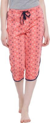 Dreamz by Pantaloons Women Pink Capri