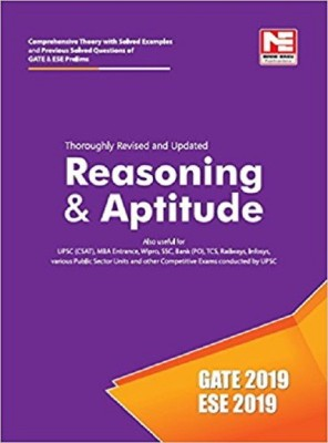Reasoning & Aptitude for GATE 2019 and ESE 2019 (Prelims) - Theory and Previous Year Solved Papers