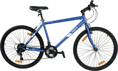 Mach City iBike Medium 26 T 21 Gear Hybrid Cycle/City Bike