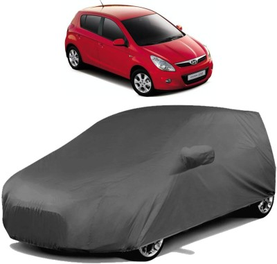 AdroitZ Car Cover For Hyundai i20 (With Mirror Pockets)