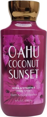 Bath & Body Works Oahu Coconut Sunset