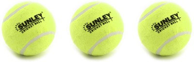 SUNLEY Light Weight cricket Tennis Ball - Size: 6