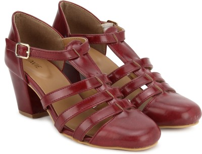 Lavie Women MAROON Heels